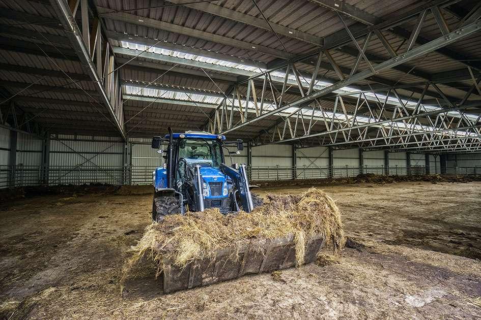 Dotace při stavbě zemědělské haly