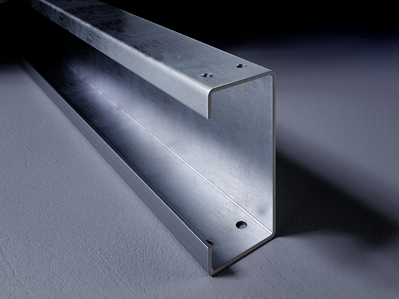 LLENTAB ocelový profil C