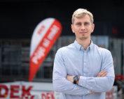 Ing. Tomáš Hejmanec, projektový manažer DEK