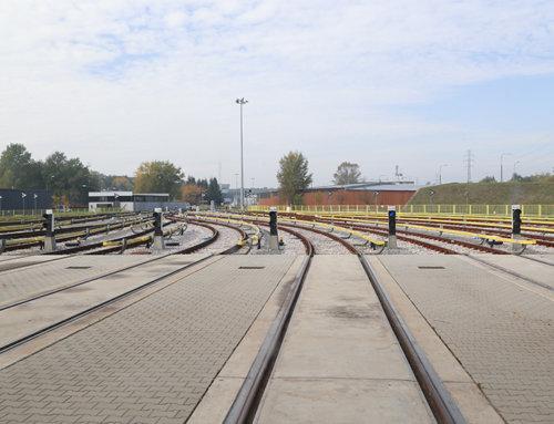 LLENTAB dobývá v Polsku oblast kolejové dopravy!
