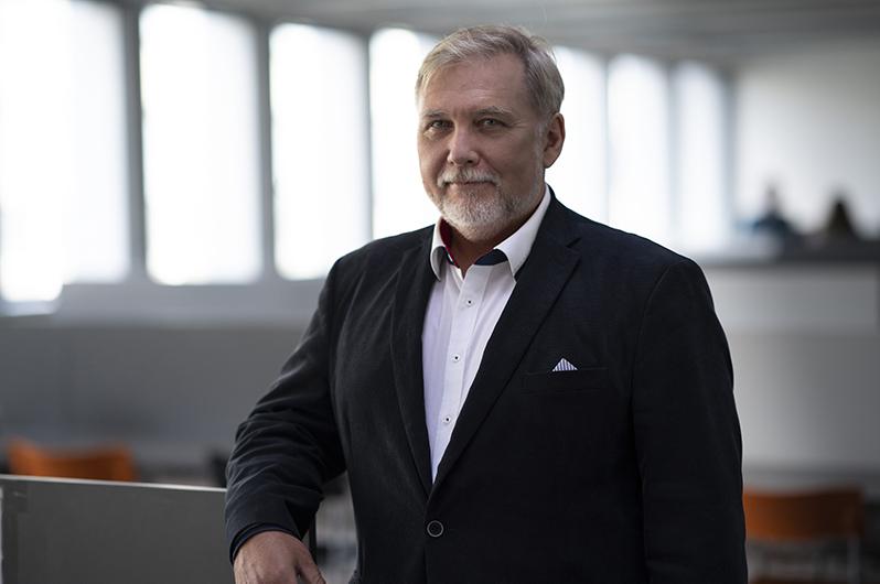 Prof. Ing. Karel Kabele, CSc.