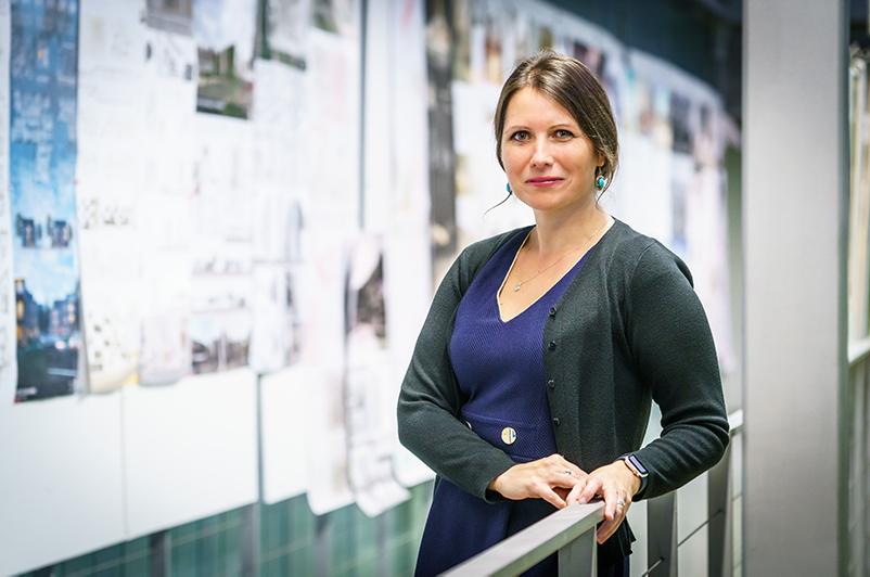 Prof. Ing. arch. Zuzana Pešková, Ph. D.