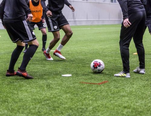 Švédské ocelové haly ovlivňují pozitivně zdraví obyvatel i úspěchy vrcholového fotbalu