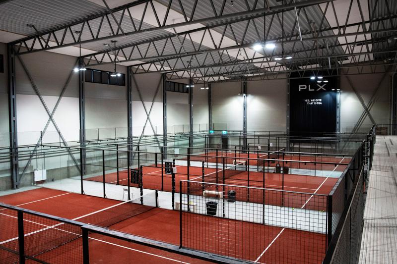 padel tenis - LLENTAB