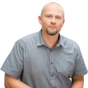 Ondřej Bouška - regionální obchodní manažer pro ocelové haly LLENTAB
