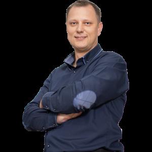 Radek Talián - vedoucí oddělení obchod a regionální obchodní manažer LLENTAB