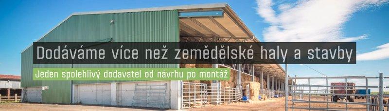 Dodáváme více než zemědělské haly a stavby