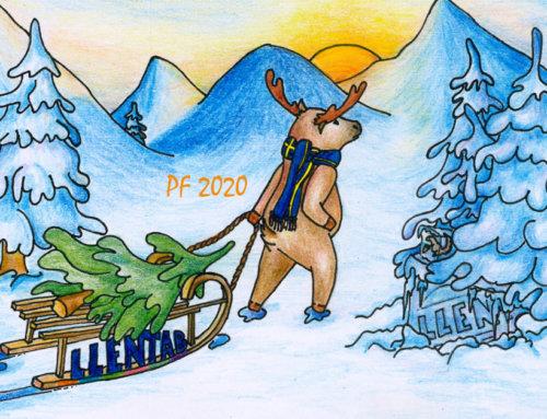 Přejeme Vám šťastný Nový rok 2020