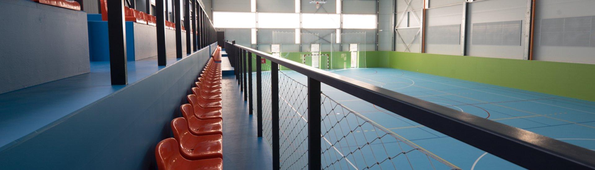 Sportovní hala TJP Mělník