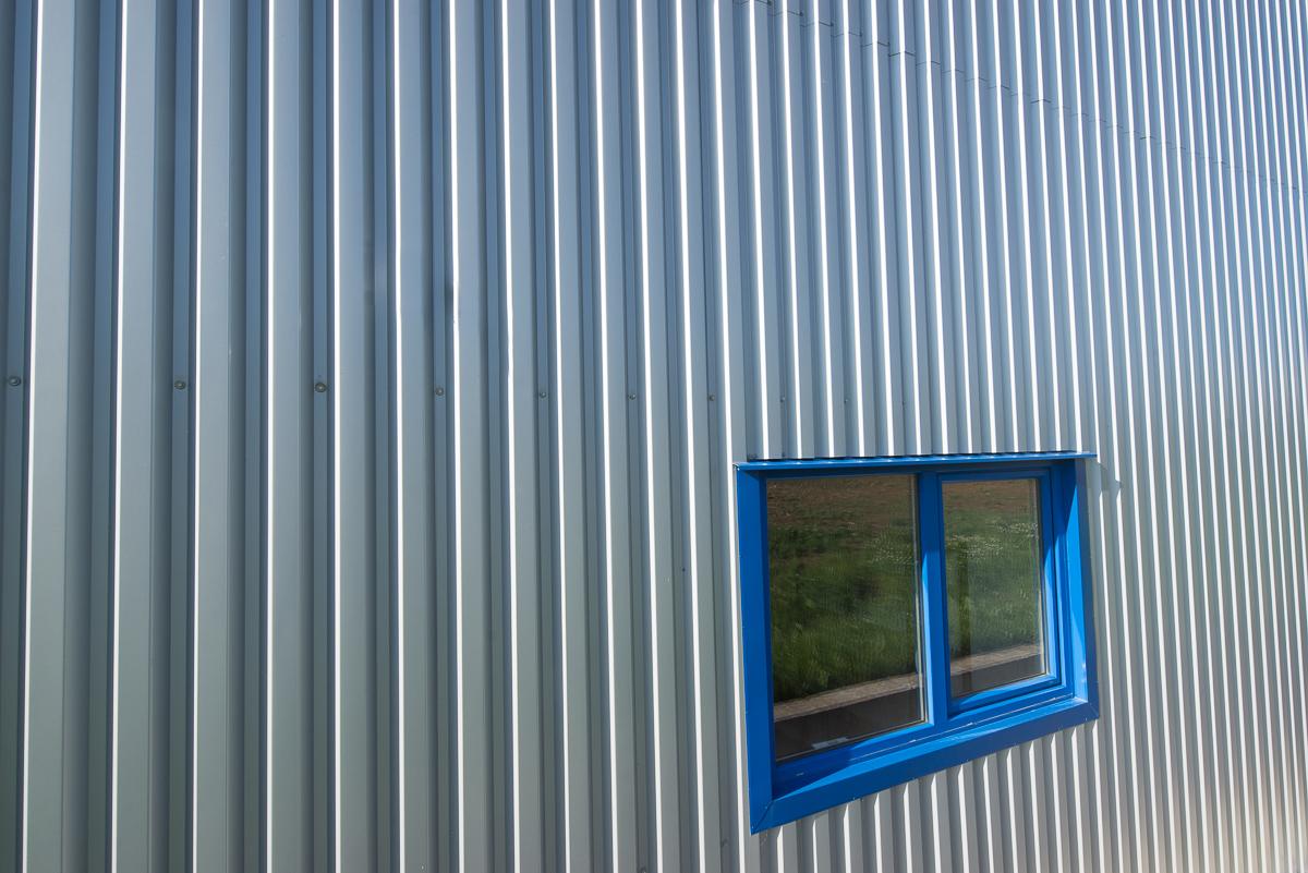 Opláštění střechy - typ 2SF/2LF