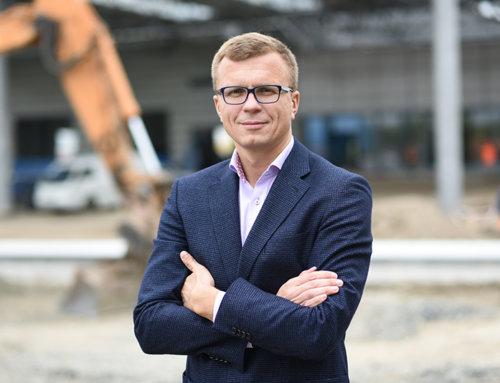 Největší české stavebniny DEK stále rostou a nás těší, že také můžeme přiložit ruku k dílu